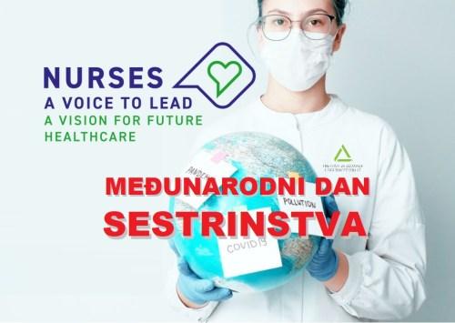 Međunarodni dan sestrinstva: Zastrašujući podaci uzrokovani pandemijom zahtjevaju hitnu reakciju nadležnih