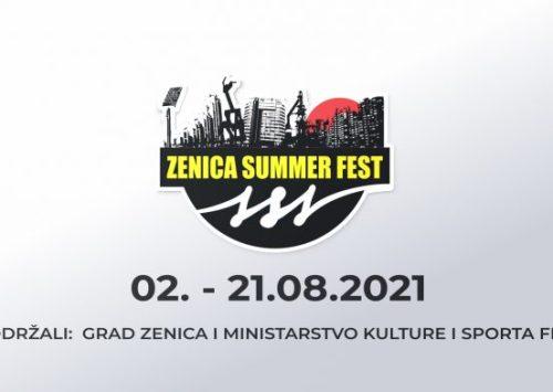 ZSF 2021: Događaji na Trgu Alije Izetbegovića