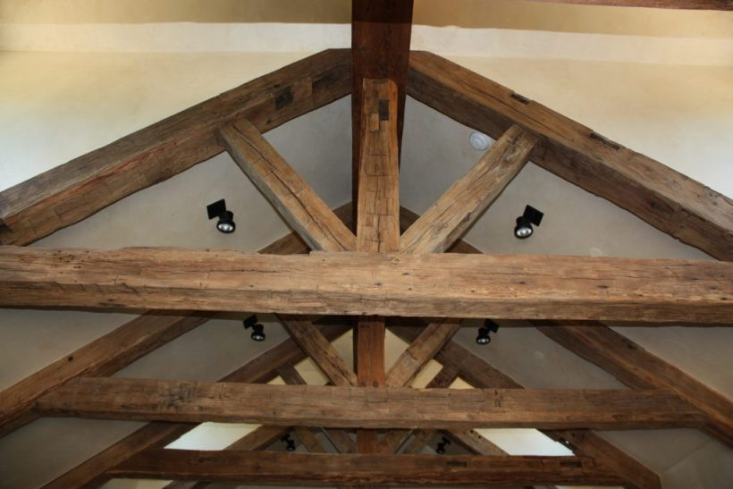 How To Make Ceiling Beams Look Rustic Www Energywarden Net