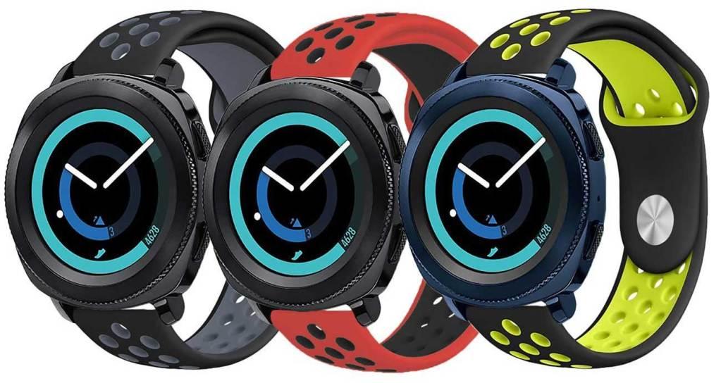 Samsung Gear Sport Watchbands | Superior Digital