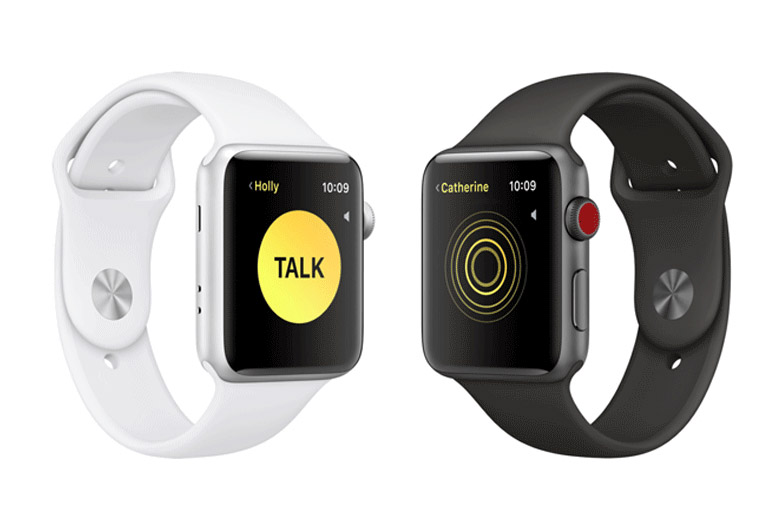 Apple Watch Walkie Talkie Feature | Superior Digital News