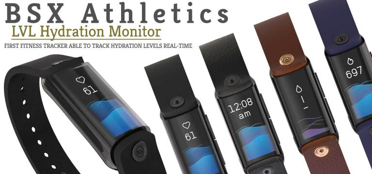 BSX Athletics LVL Hydration Monitor Review | Superior Digital News