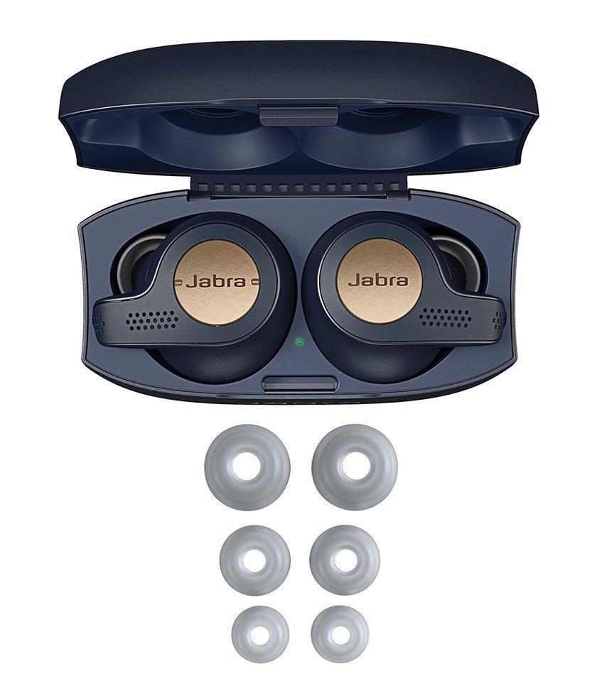 Jabra Elite 65t True Wireless Headphones Charger & Replacement Tips   Superior Digital News