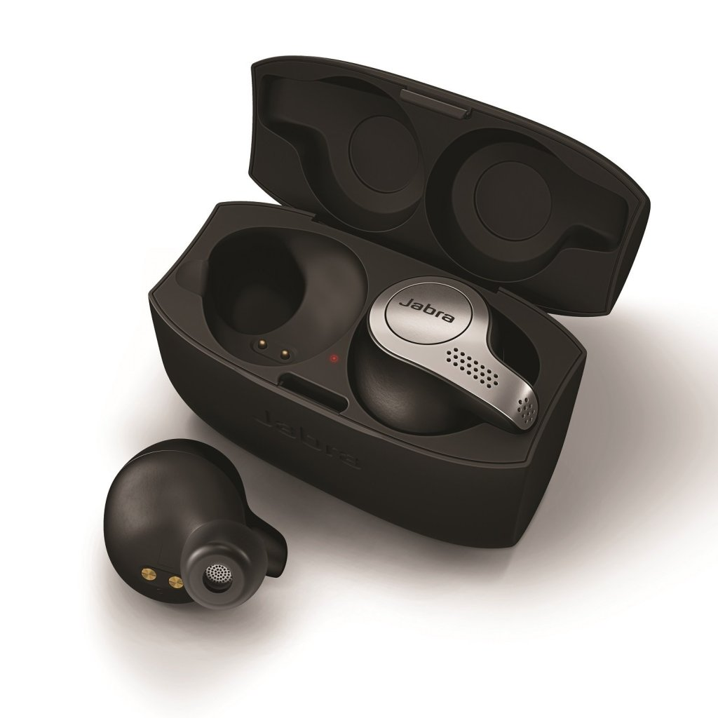 Jabra Elite 65t True Wireless Headphones Charging Carrying Case | Superior Digital News