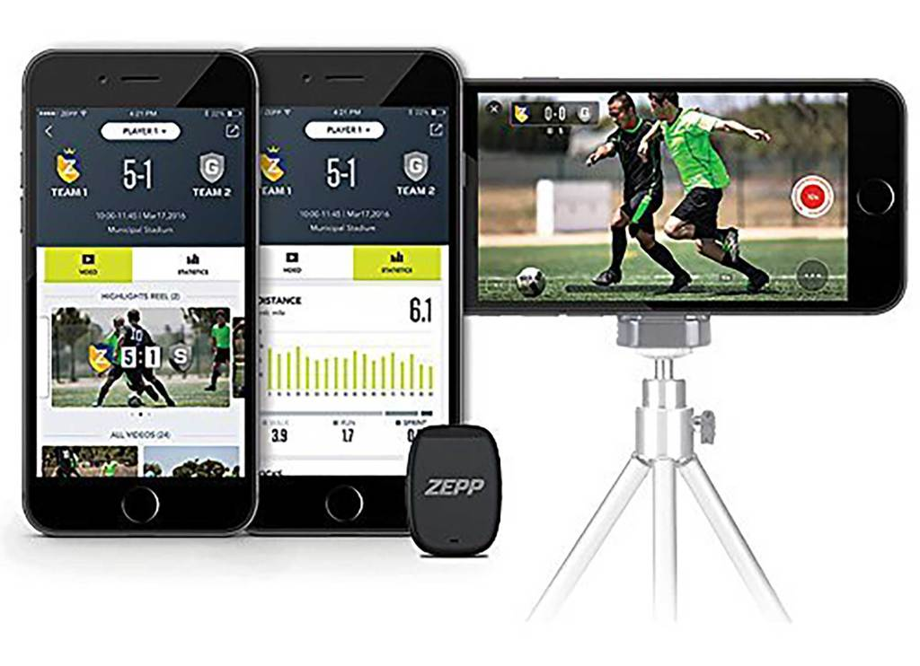 ZEPP Play Soccer Tracker | Superior Digital News