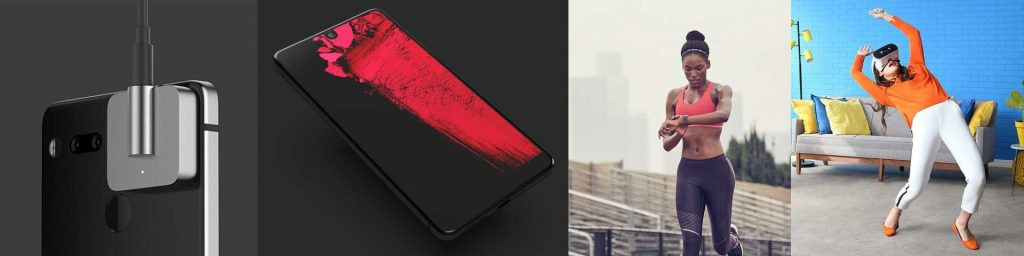 Essential Phone; New Mod; $50 OFF Fitbits; Lenovo VR