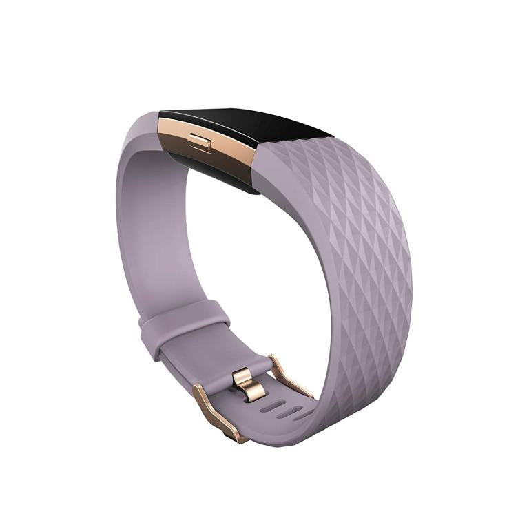 Superior Digital News - Fitbit Charge 2 HR - Special Edition Purple Profile