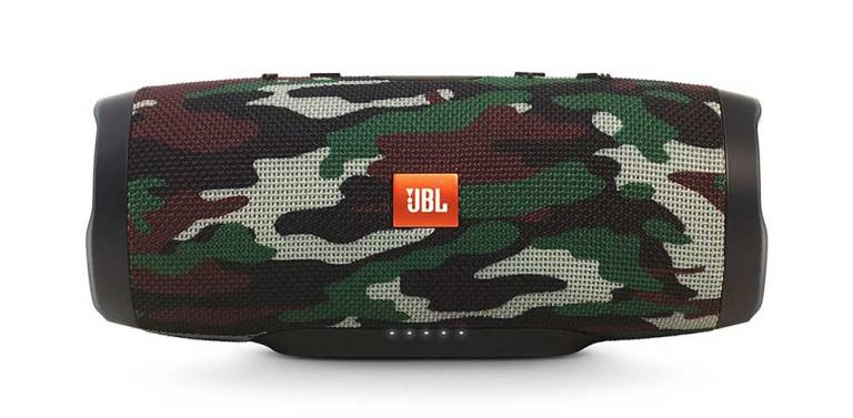 JBL Charge 3 Bluetooth Portable Speaker (Camo) | Superior Digital News