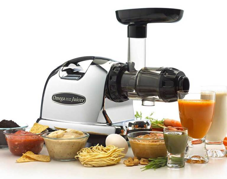 Superior Digital News & Reviews | Omega-J8006-Nutrition-Center-Masticating-Juicer