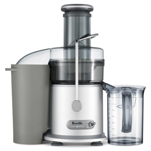 Superior Digital News_Breville JE98XL Juice Fountain Plus 850-Watt Juicer Extractor