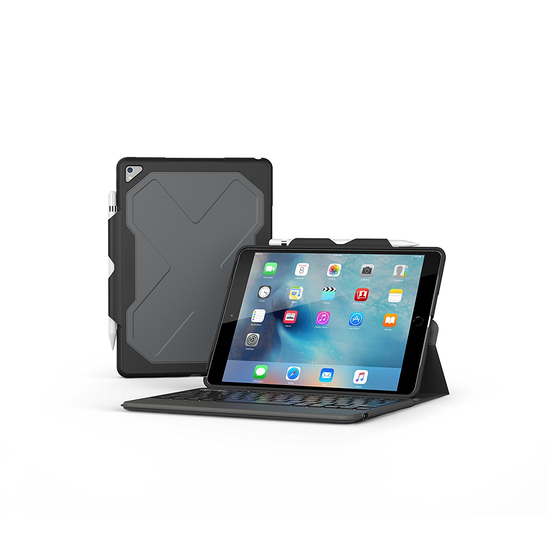 ZAGG Rugged Messenger Case & Keyboard iPad Pro