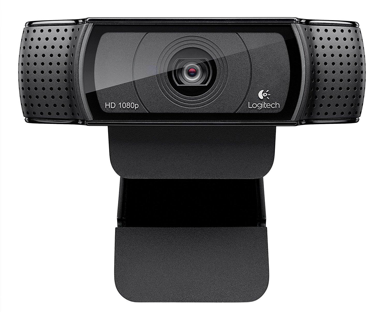 45% OFF Logitech HD Pro Webcam C920