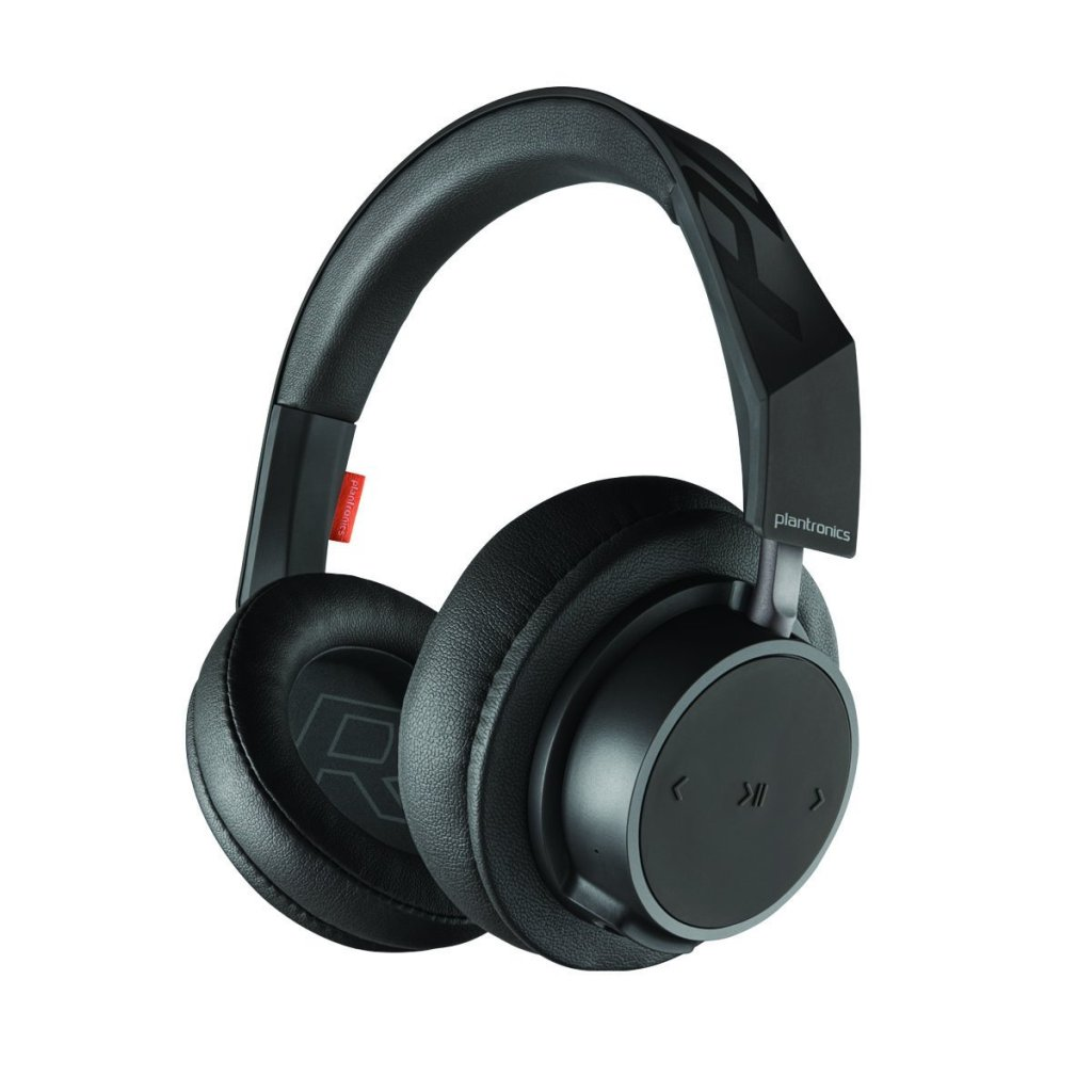 Superior Digital News - Plantronics BackBeat Go 600 Noise-Isolating Over-The -Ear Bluetooth Headphones - Black