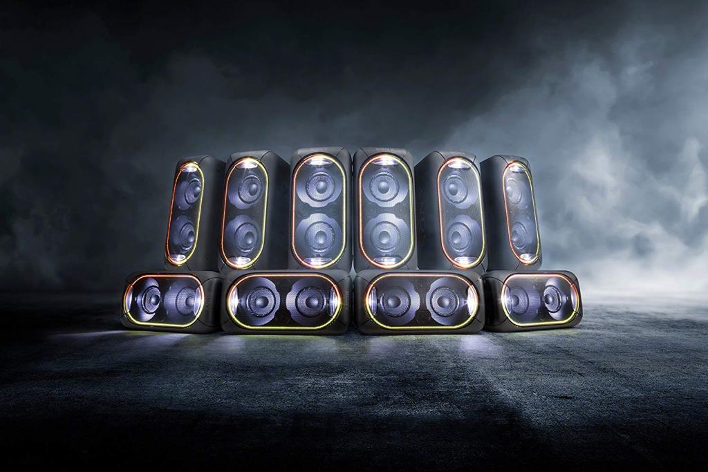 Superior Digital News - Sony GTKXB60 High Power Portable Wireless Bluetooth Speaker - Party Connect Feature