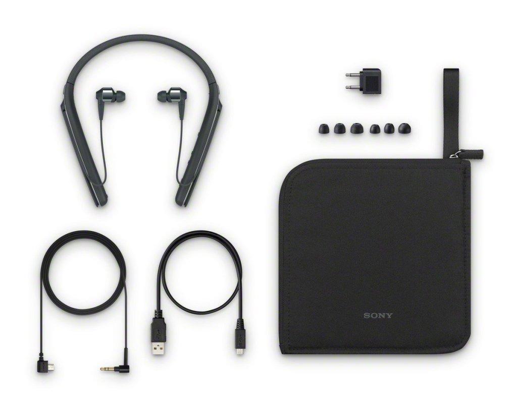 Sony WI1000X Premium Noise Cancelling Headphones 2