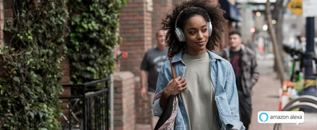Superior Digital News - Bose QuietComfort 35 (Series II) Wireless Headphones - Alexa Enabled