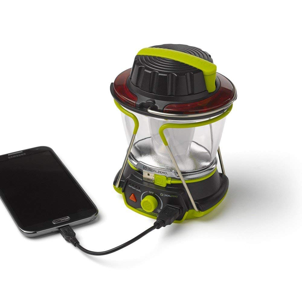 Superior Digital News - Goal Zero Lighthouse 400 Lantern - Emergency = Charger