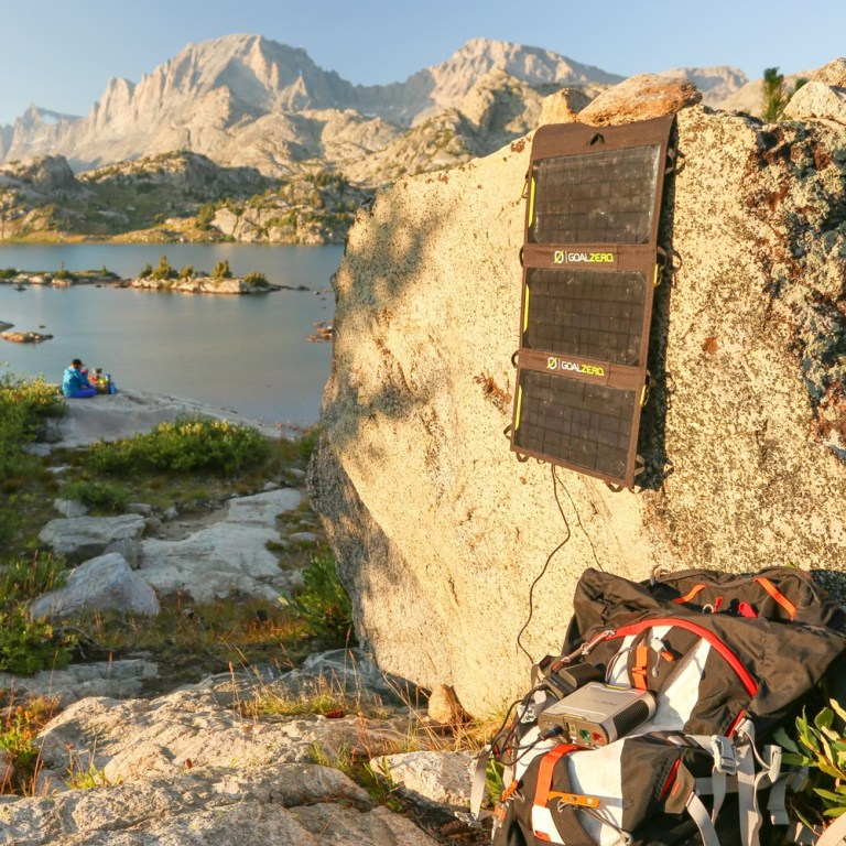 Goal Zero Nomad 20 Solar Charger | Superior Digital News