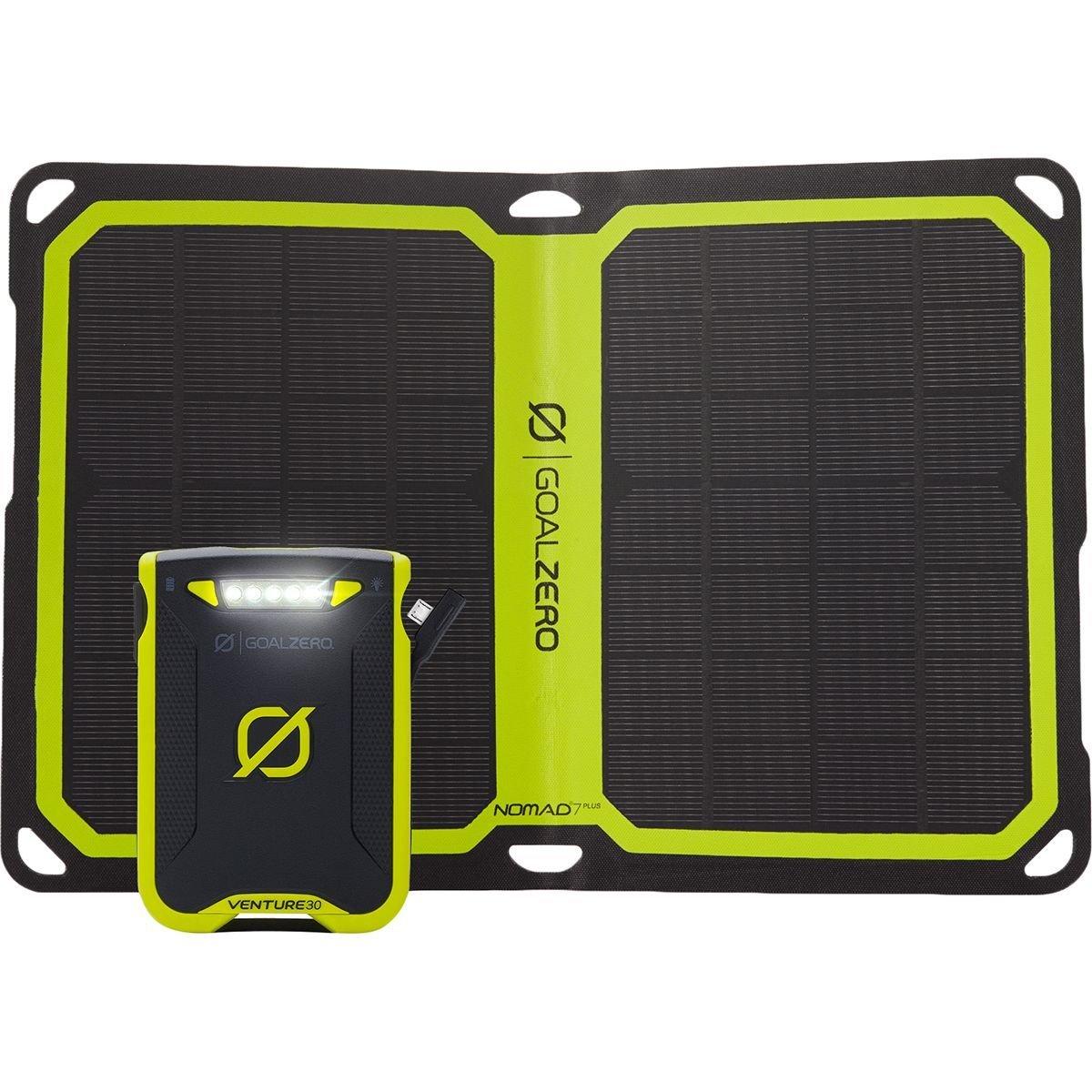 Best Portable Charger Kit OUTDOOR   Goal Zero   Venture 30 & Nomad 7