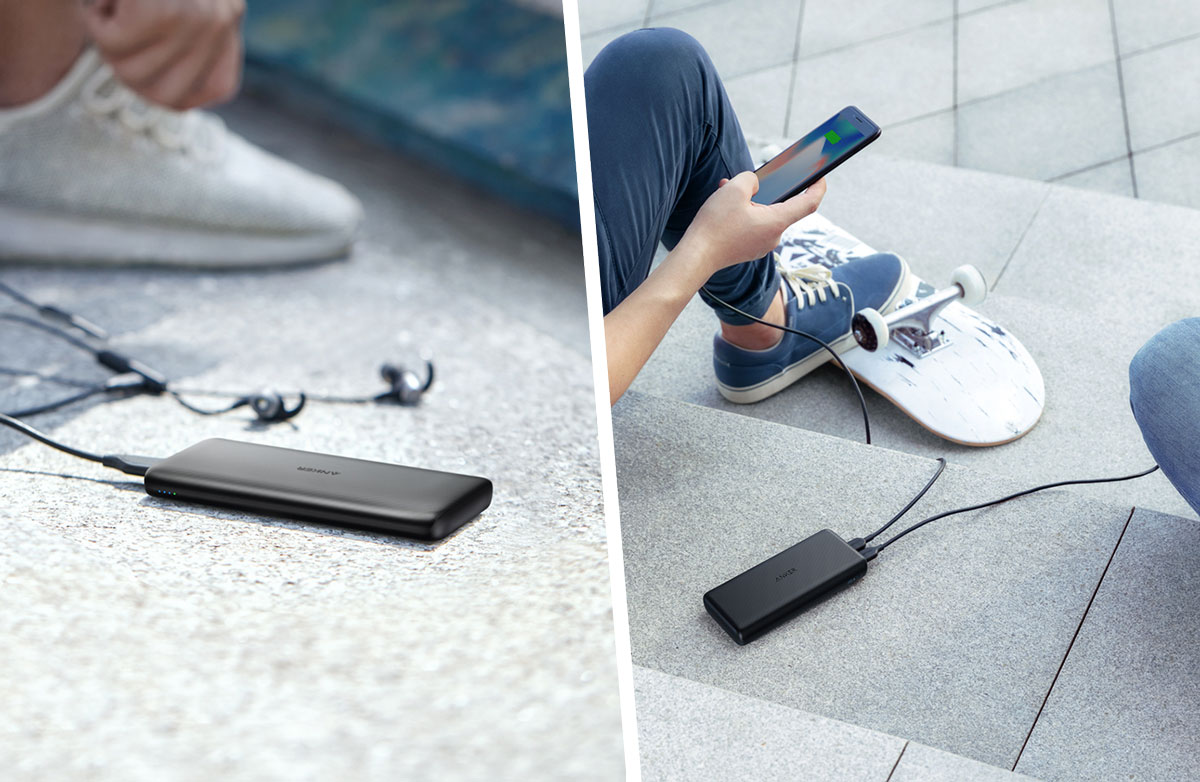 Anker PowerCore Series | Best Portable Chargers