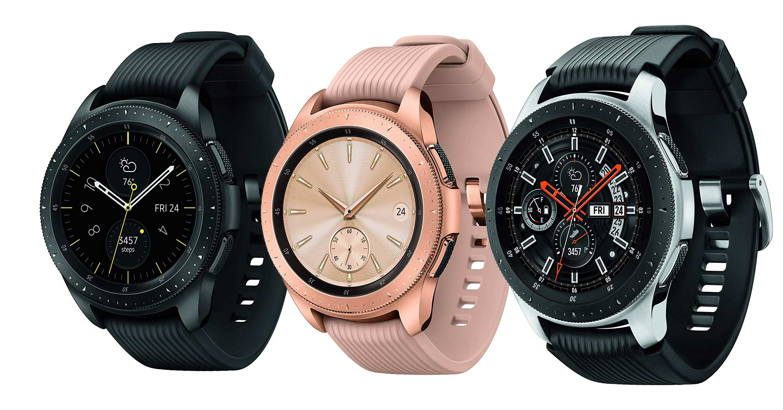 #1 Smartwatch: Samsung Galaxy Watch VS Apple Watch