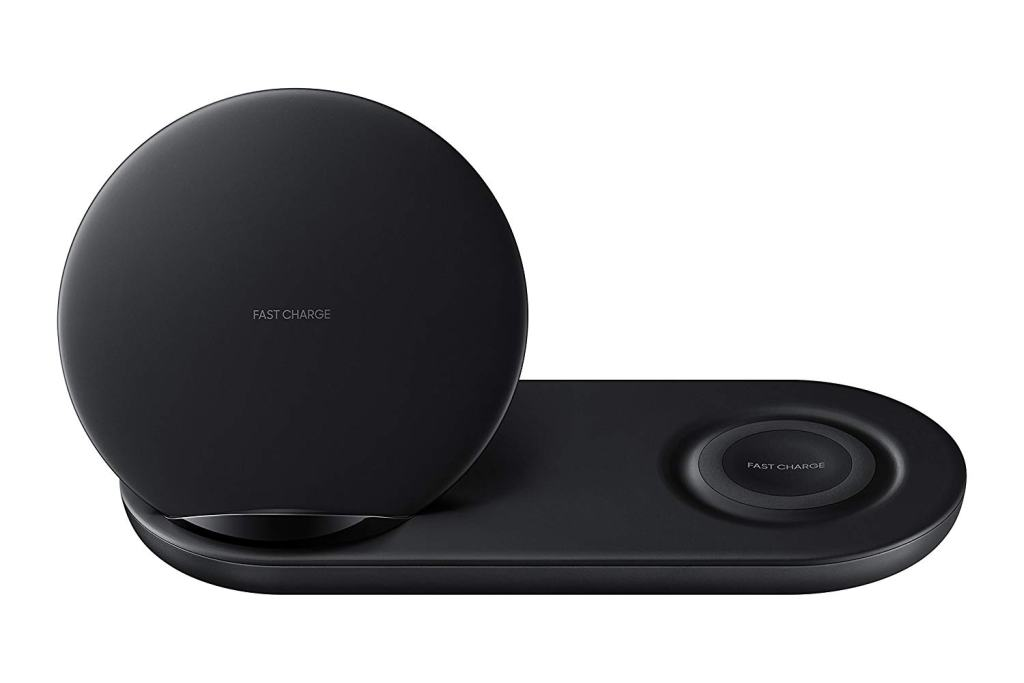 Superior Digital News - Samsung Wireless Charger Duo - Fast Charging Wireless Charging Stand