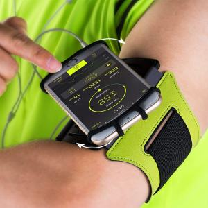 VUP Running Armband | Best Rotating Phone Armband
