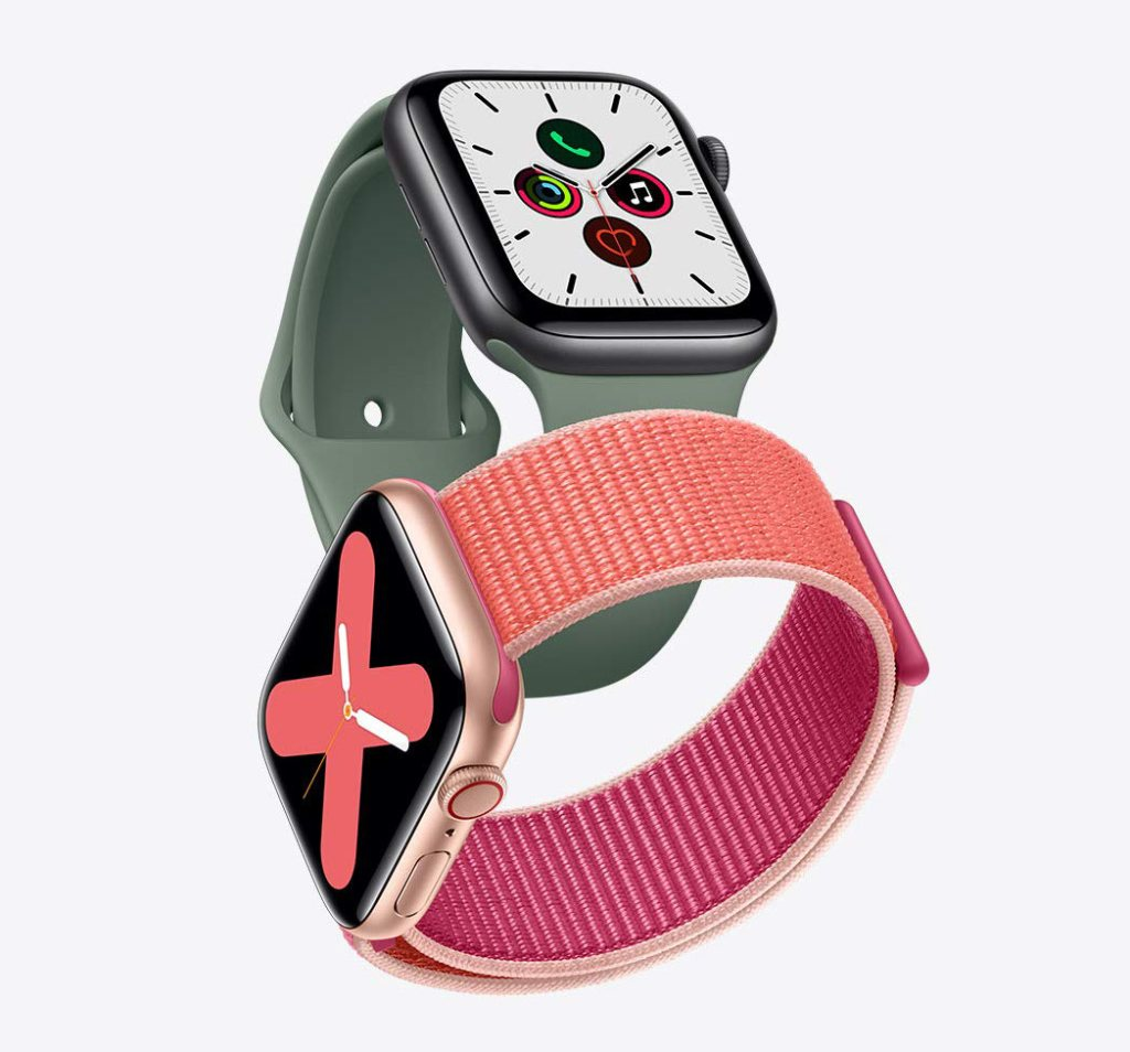 Apple Watch Series 5 Cellular & GPS-Only Options