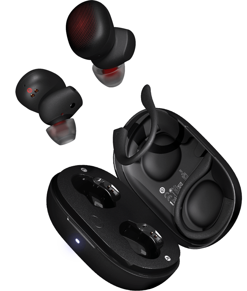 Amazfit PowerBuds and Charging Case