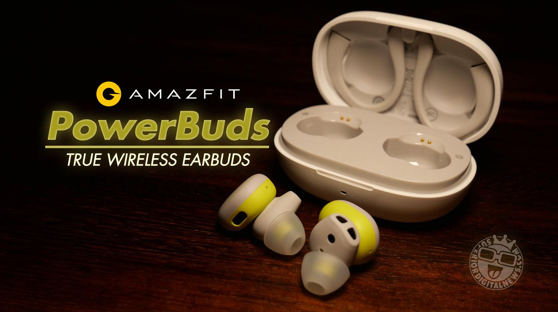 Amazfit PowerBuds | Best True Wireless Earbuds Under $100