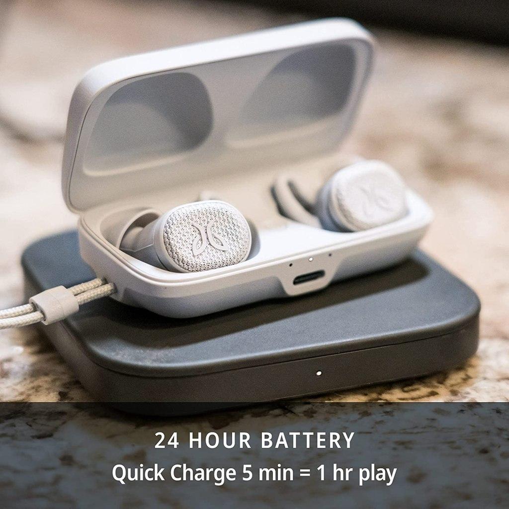 Jaybird Vista 2 - Qi Wireless Charging