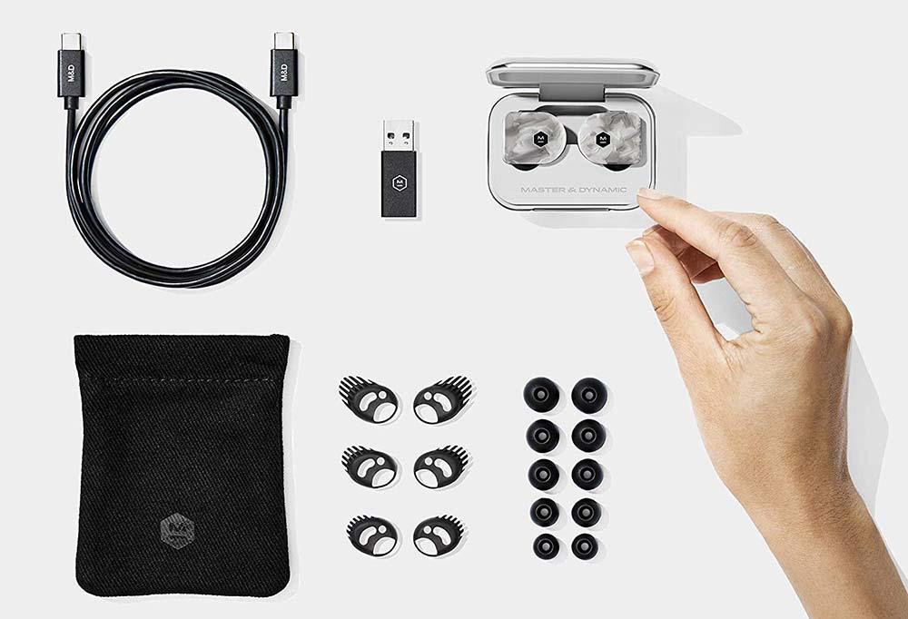 Master & Dynamic MW07 Plus - Accessory Kit