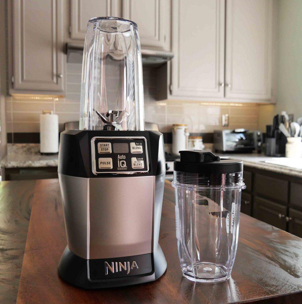Nutri Ninja Auto iQ 1000W Personal Blender