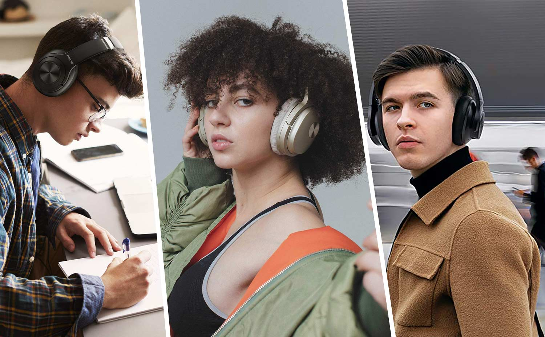 Best Noise-Canceling Headphones Under $100 | Top 3