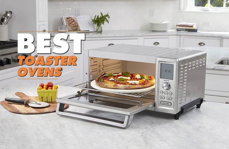 Best Toaster Ovens 2021 | Breville VS Cuisinart VS NUWAVE