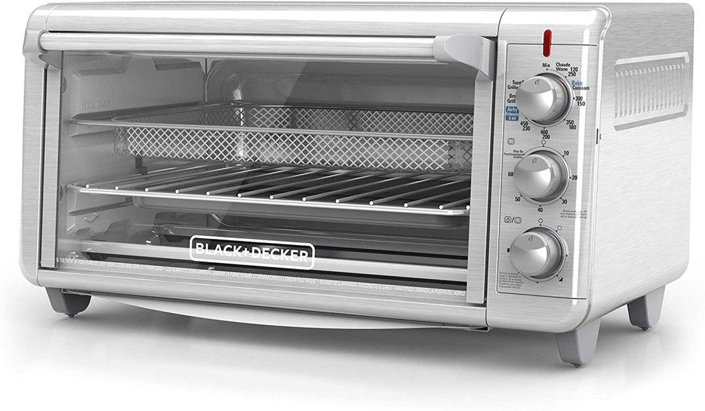 Black+Decker Crisp 'N Bake Extra Wide Toaster Oven