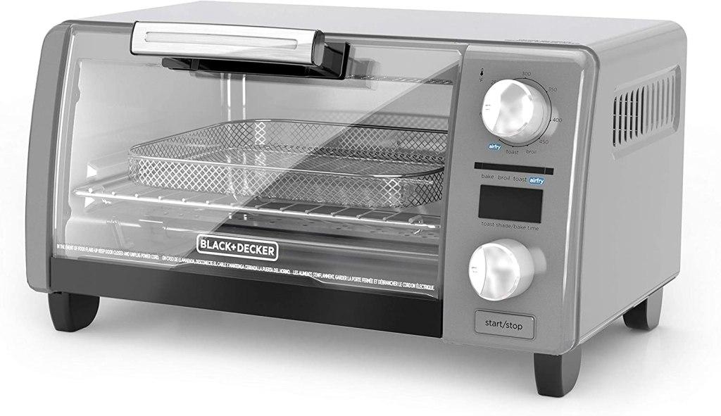 Black+Decker Crisp 'N Bake Toaste Oven