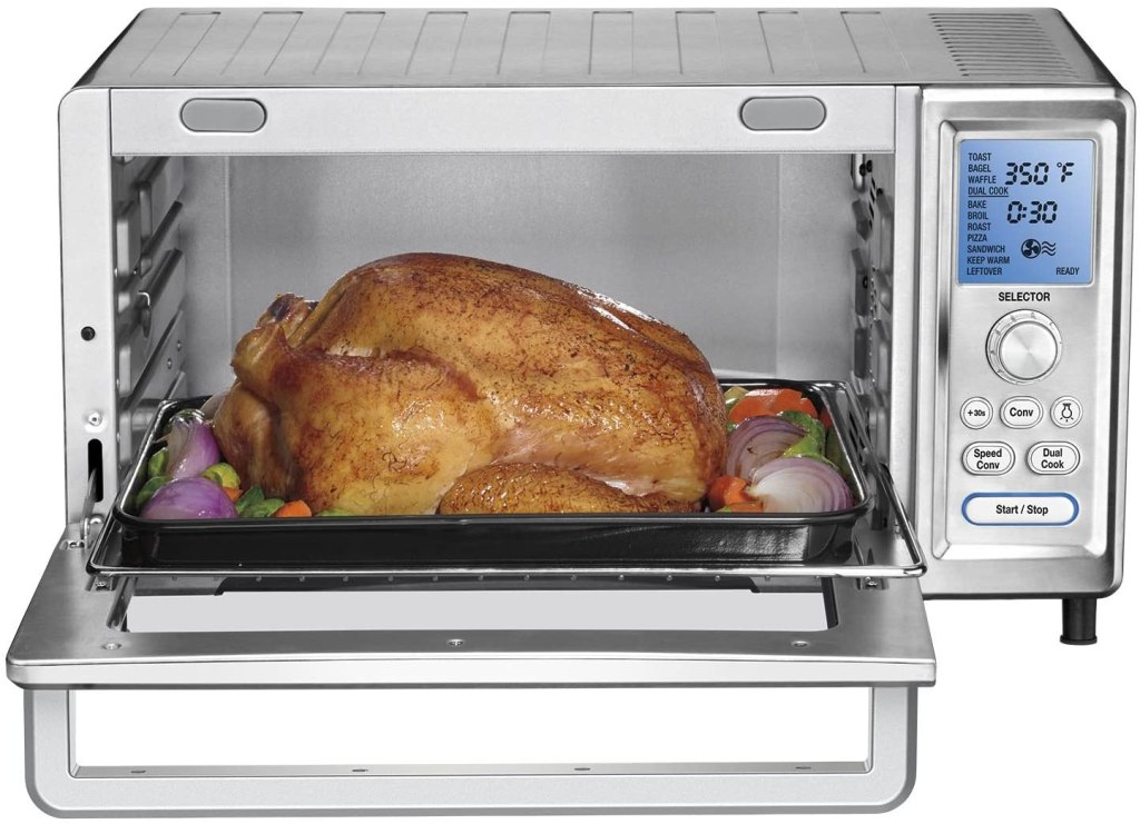 Cuisinart Chef's Toaster Oven - Roasting
