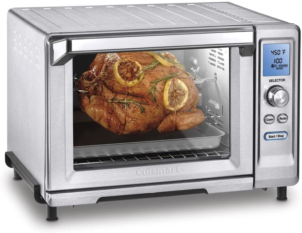 Cuisinart Rotisserie Toaster Oven 1,875W