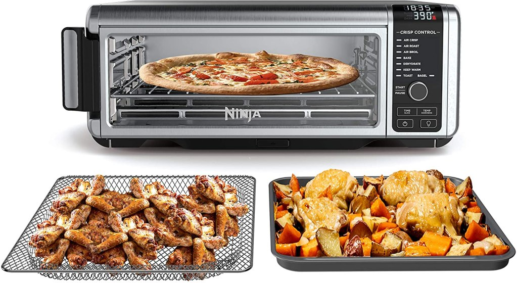 Ninja Foodi Digital Fry Toaster Oven