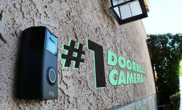 Ring Doorbell 3 and Security Service | #1 Doorbell Camera