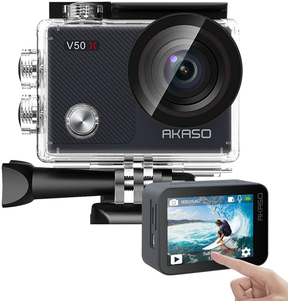 Akaso V50X Action Cam | Best Gifts Under $100