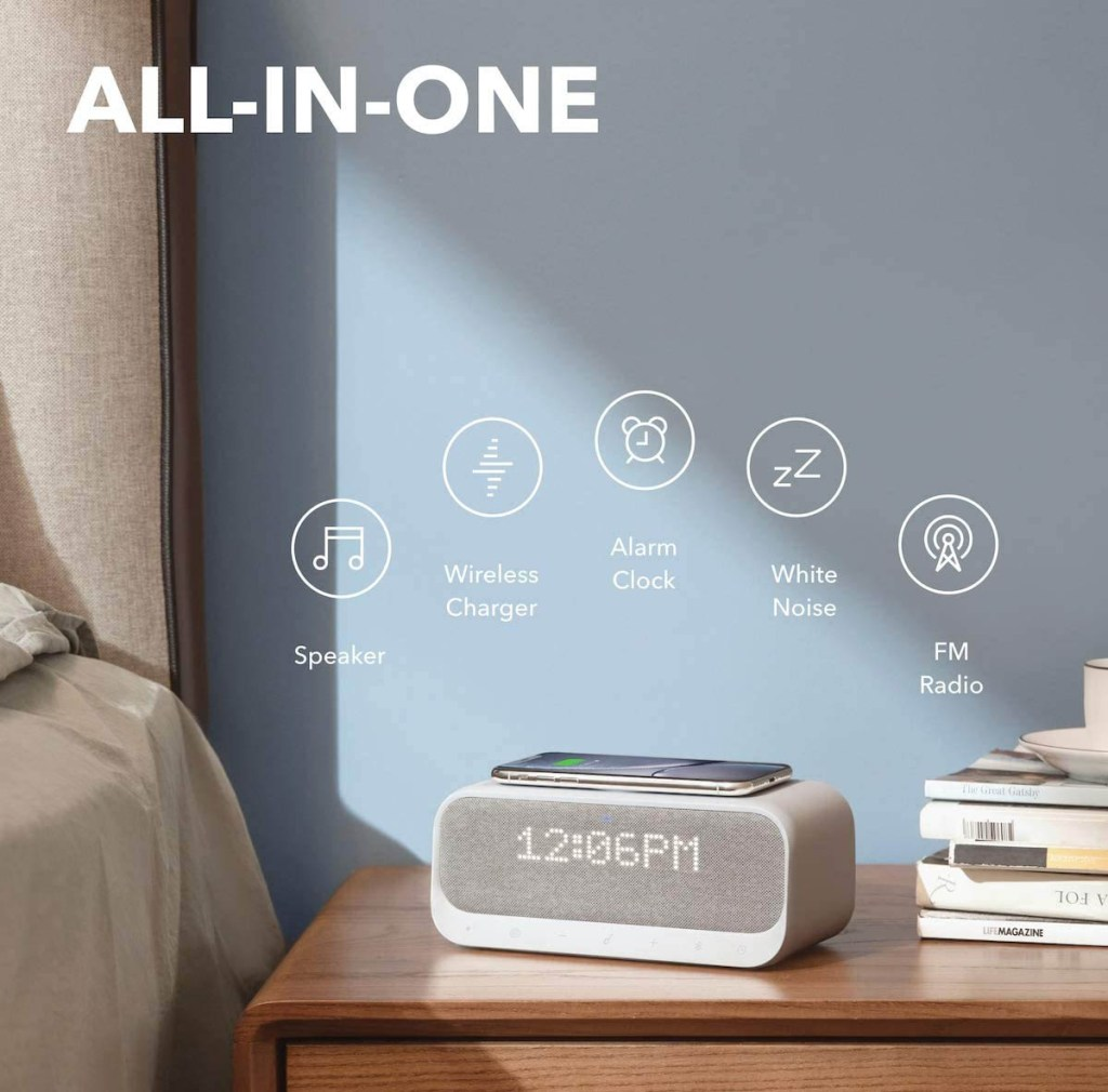 Anker Soundcore Wakey | Best Gifts Under $100