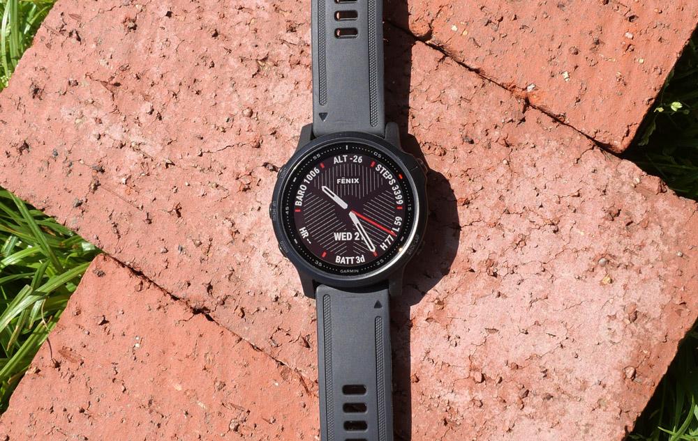 Garmin Fenix 6S Pro GPS Smartwatch