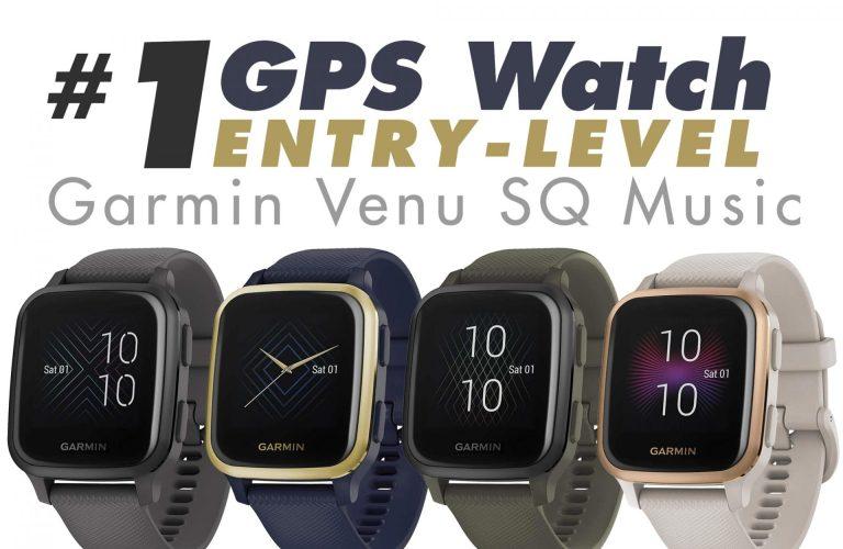 Best Entry-Level GPS Watch | Garmin Venu Series