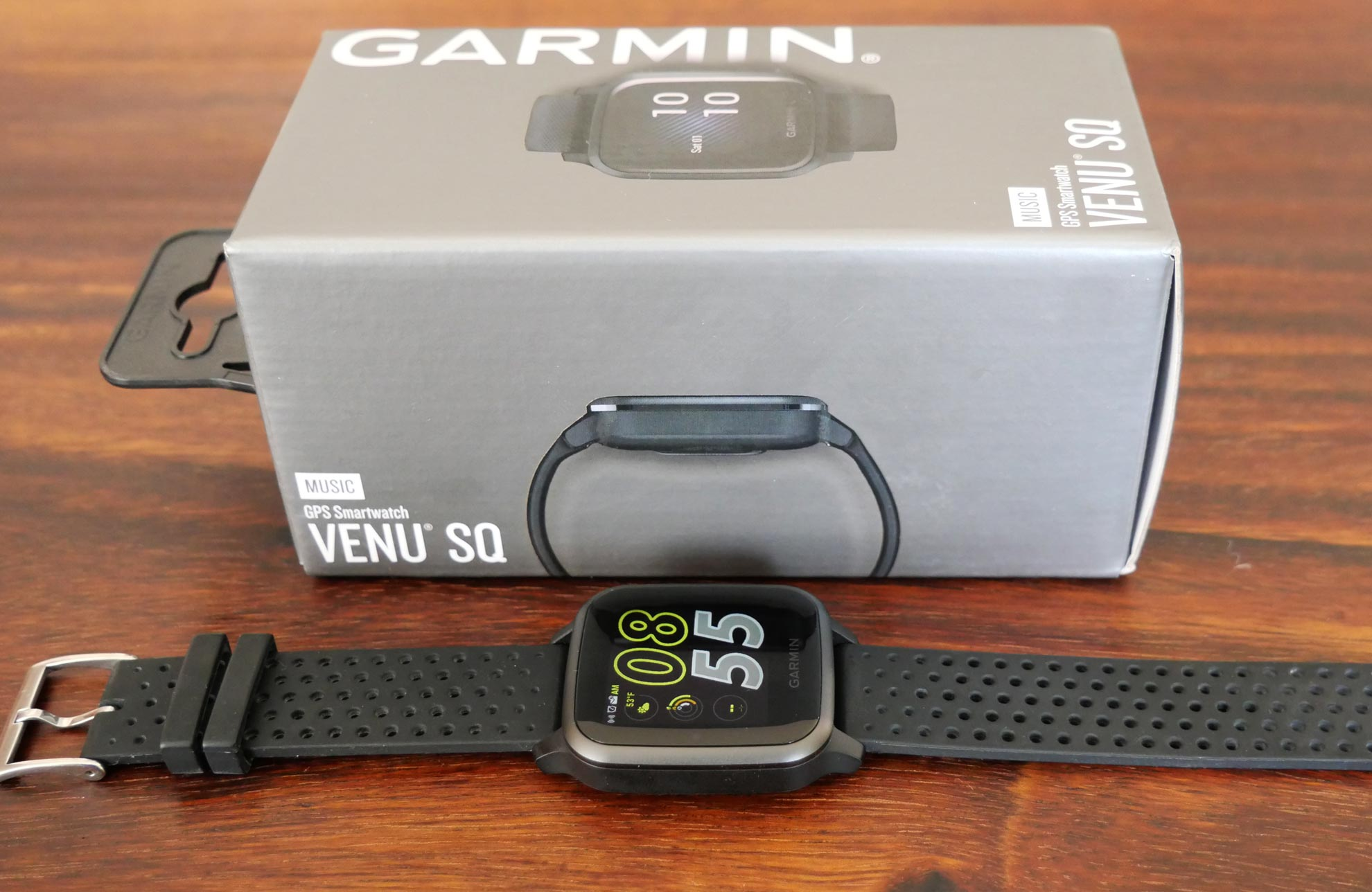 You are currently viewing #1 Entry-Level GPS Watch | Garmin Venu SQ Music