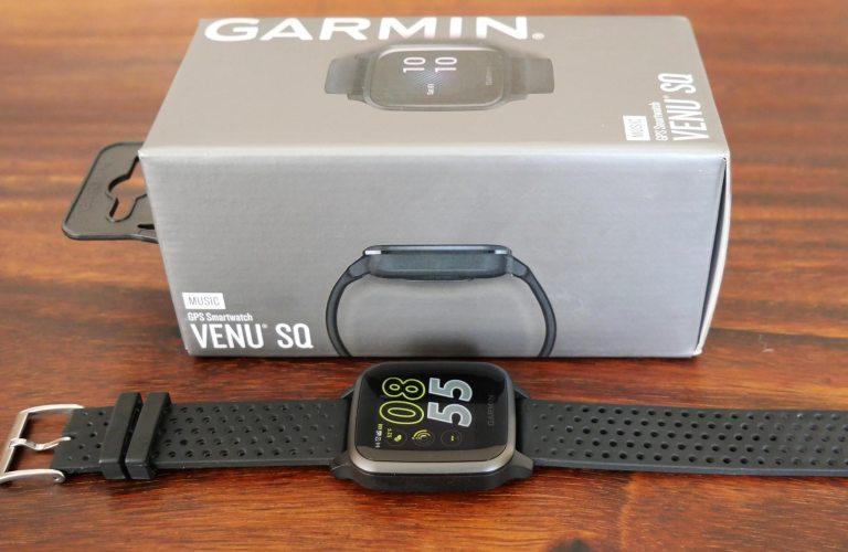 #1 Entry-Level GPS Watch | Garmin Venu SQ Music