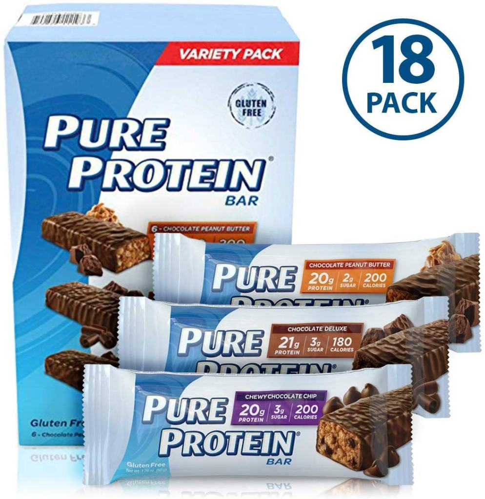 Pure Protein Bars - Variety Pack