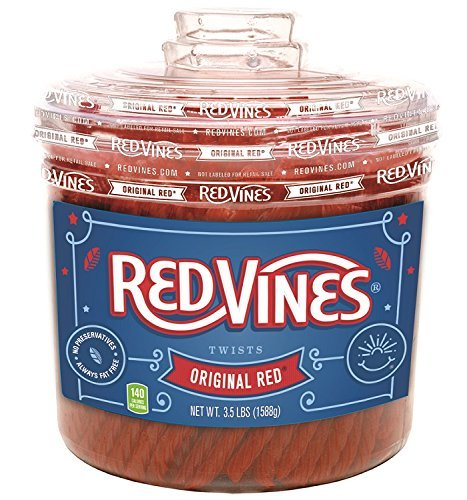 Red Vines Licorice Candy