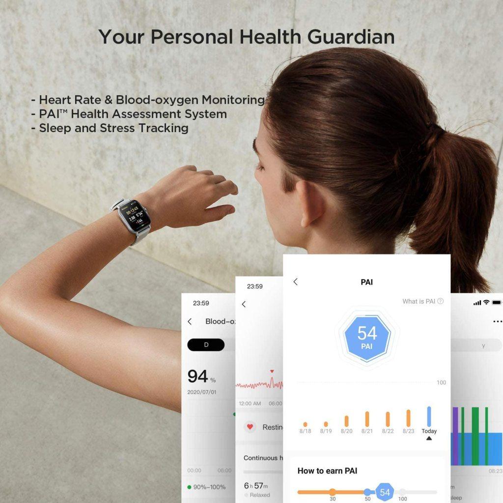 Amazfit-GTS-2-Biometric-Tracking